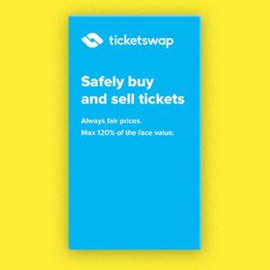 Festival apps Ticketswap Tele2