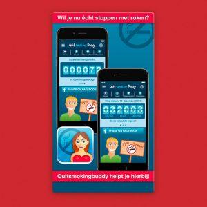 stoppen met roken apps Quit Buddy Tele2