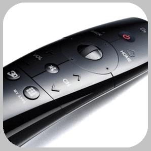 afstandsbediening app Easy Remote control Tele2