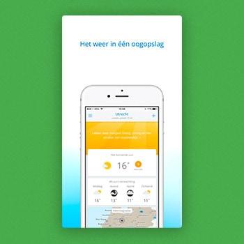 weer app Weer Online Tele2