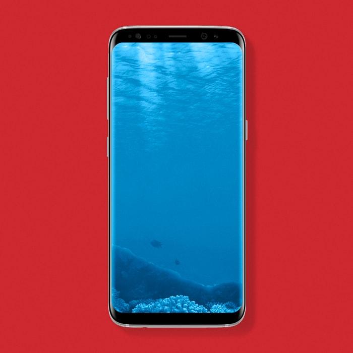 Nieuwste smartphone Samsung Galaxy S8 Tele2