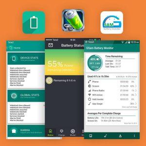 Batterijduur verlengen apps Tele2