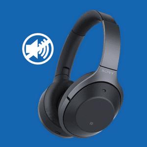 IFA 2017 Sony WH-1000XM2 headset noise cancelling Tele2