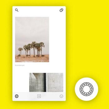 VSCO smartphone fotografie Tele2