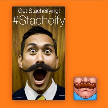 Movember Stacheify Tele2