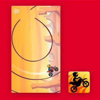 Gratis games Bike Racer Tele2