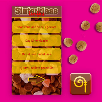 Sinterklaas apps Sinterklaas liedjes iSint Tele2