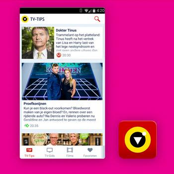 tv gids app superguide tv gids Tele2