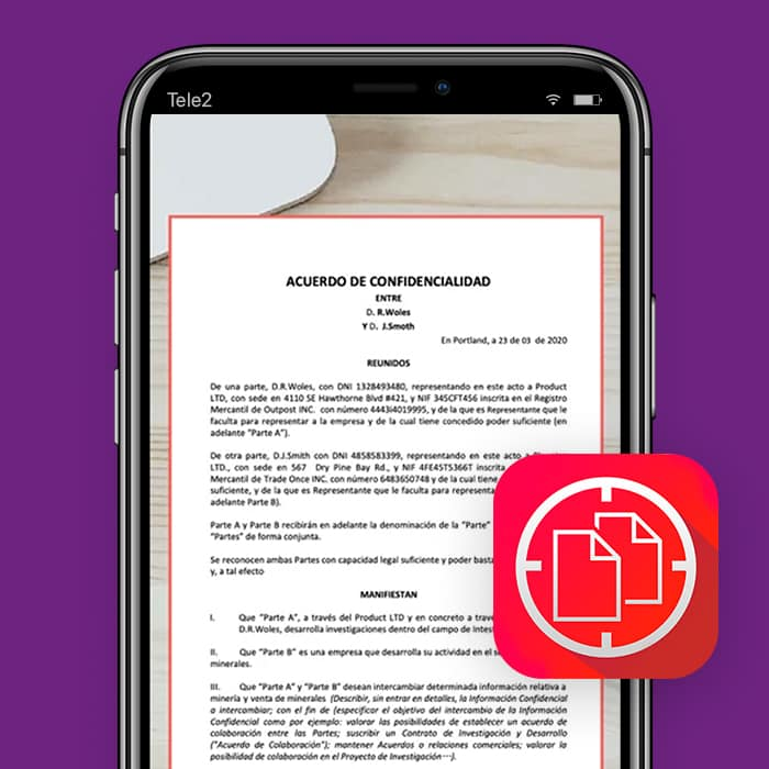 vertaal app Scan & Translate