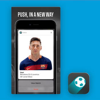 voetbal app forza football tele2