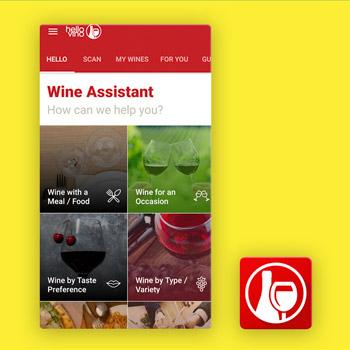 wijn app hello vino tele2