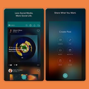 Vero app Tele2