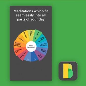 meditatie apps Buddhify Tele2