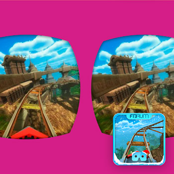 virtual reality apps Roller Coaster VR