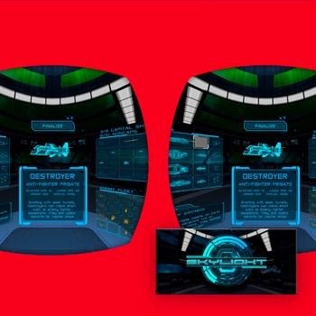 virtual reality apps Skylight Tele2