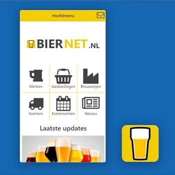 bier app biernet tele2