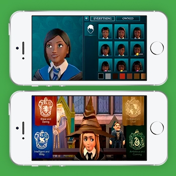 Harry Potter hogwarts mystery game Tele2