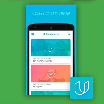 hoe maak je een app Udacity Tele2