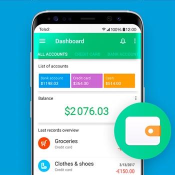 huishoudboekje app Financieel Tele2