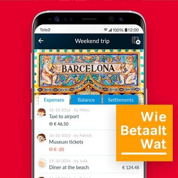 huishoudboekje app WieBetaaltWat Tele2