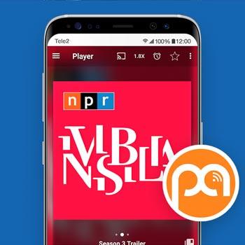 podcast app podcast addict tele2