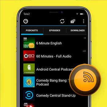 podcast app podkicker tele2