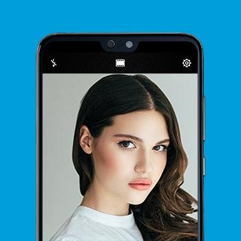 Huawei P20 selfie Tele2