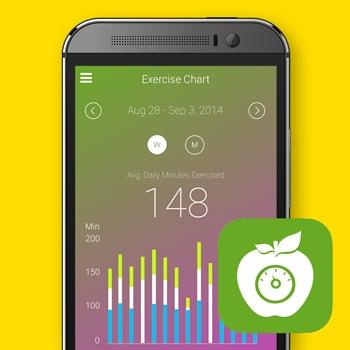 calorieteller app diet diary afvallen gezond eten smartphone tele2