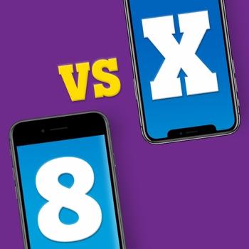 iPhone 8 vs iPhone X toppers vergelijken tele2