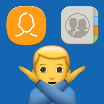 Contacten overzetten Samsung iPhone Tele2