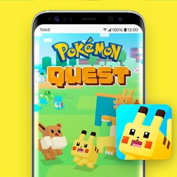 beste nieuwe game apps pokemon quest unlimited tele2