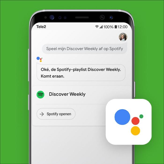 Google Assistent-muziek-herkennen-app-Tele2Blog