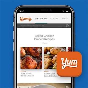 Yummly_recepten apps_Tele2