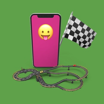 vlag-mario-kart-app-Tele2