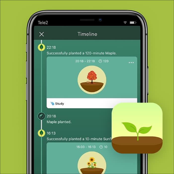 Forest-goede-voornemens-apps-Tele2Blog