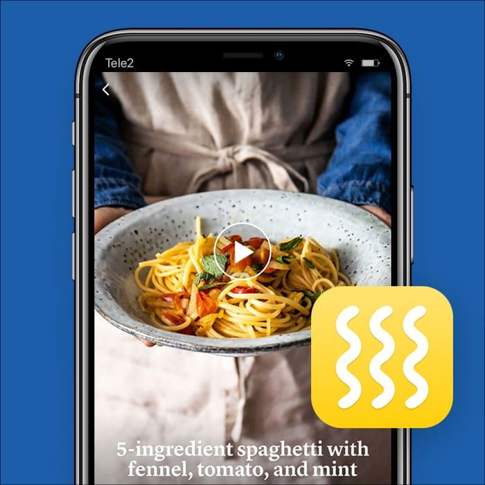 kitchenstories-Kerst-app-Tele2-blog