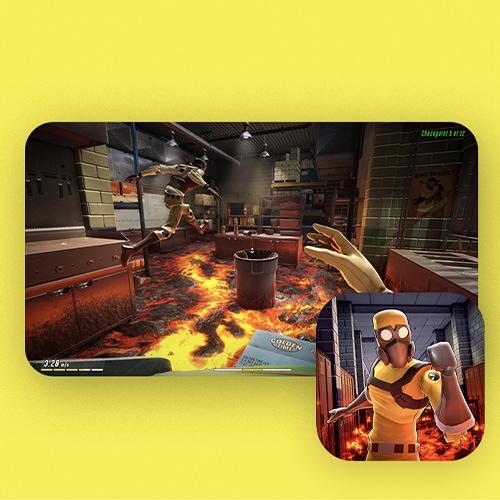Hot-Lava-apple-arcade-games-Tele2