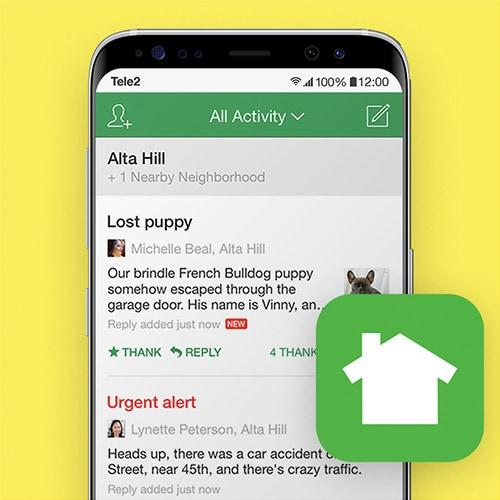 Nextdoor-buurt-app-Tele2