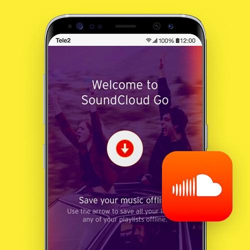 Soundcloud-Go-offline-muziek-luisteren-Tele2
