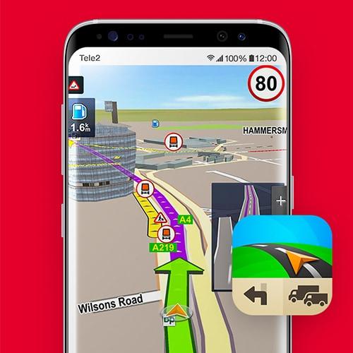 Sygic-truck-GPS-trucker-apps-Tele2