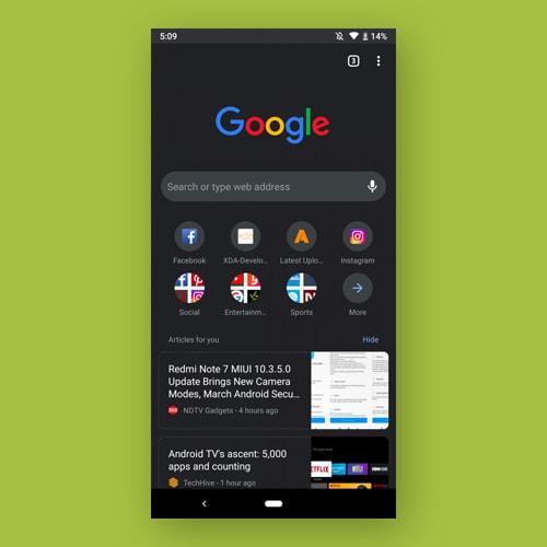 App-Chrome-Dark-mode-Tele2