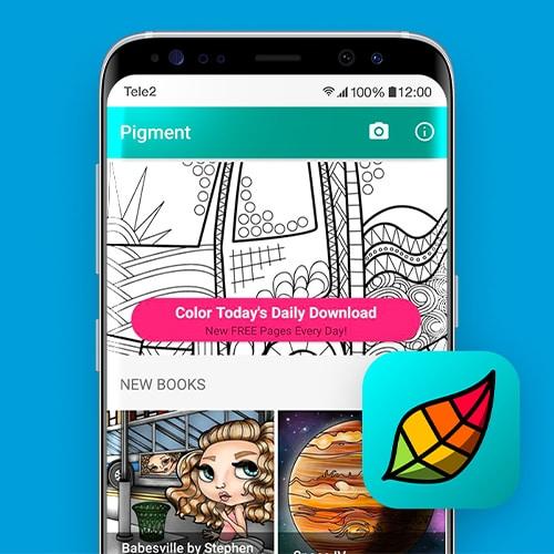Pigment-studio-paint-beste-teken-app-Tele2