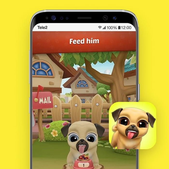 Louiethepug-honden-app-Tele2