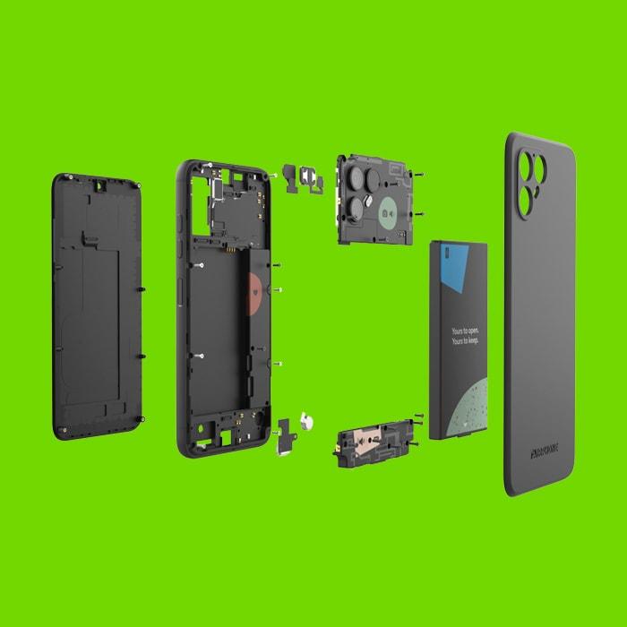 duurzame telefoon Fairphone Tele2blog