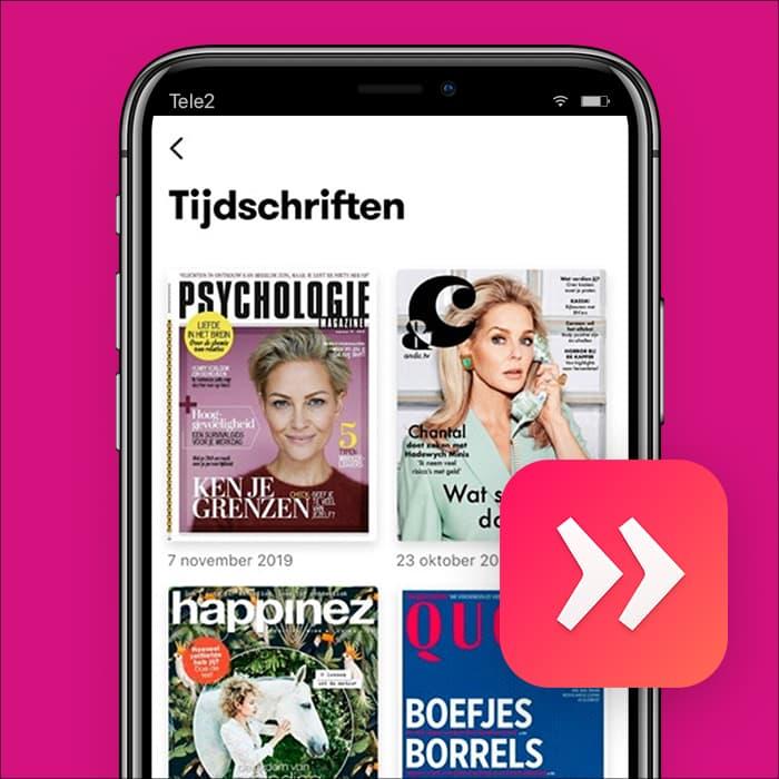 Blendle-tijdschriften-app-Tele2-Blog