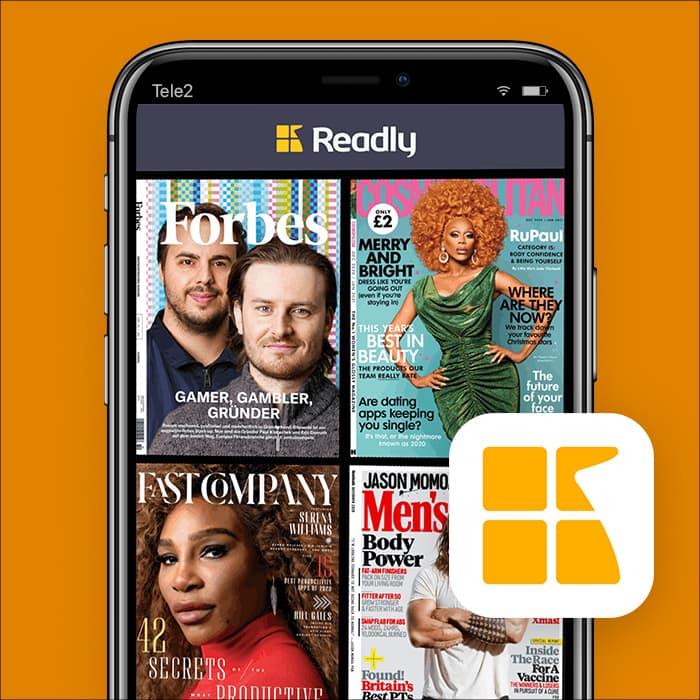 Readly-tijdschriften-app-Tele2-Blog