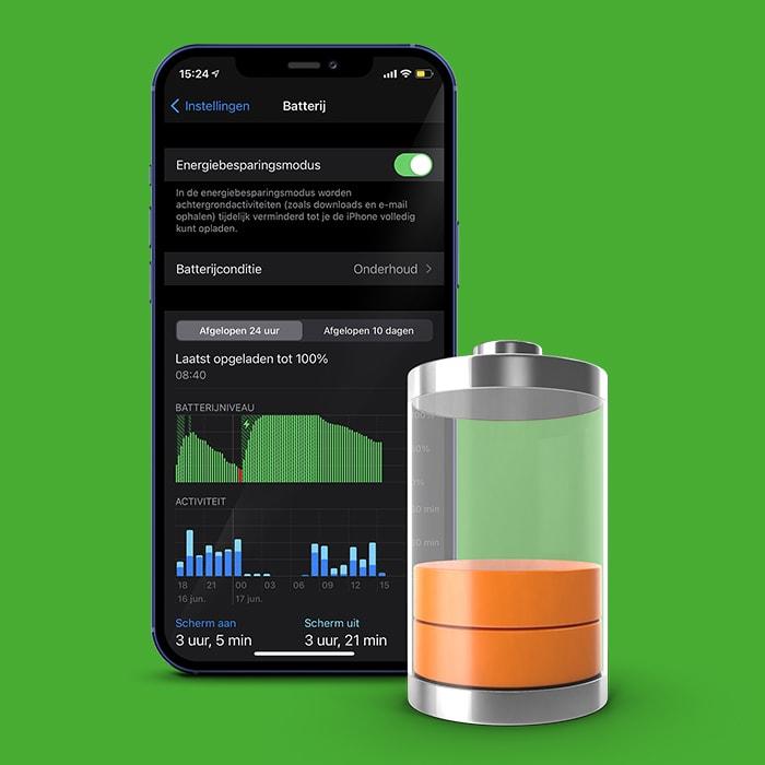 iPhone-batterij-snel-leeg-tips-Tele2Blog