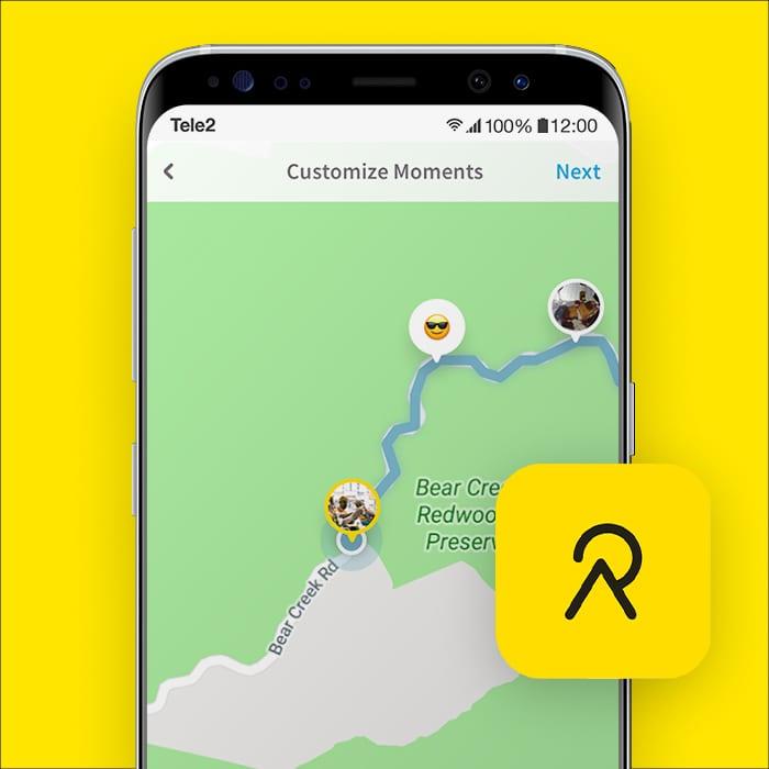 Relive-hardloop-app-Tele2Blog
