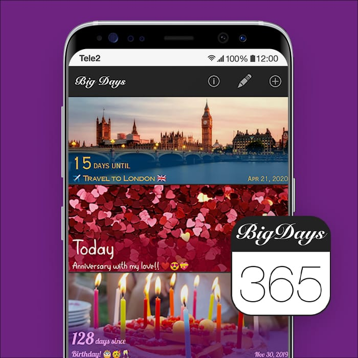 Bigdays-verjaardag-app-Tele2Blog