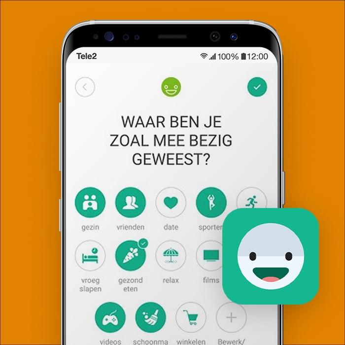 Daylio-online-dagboek-app-Tele2Blog